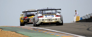 Le Mans Team Orbit makes steady Le Mans debut