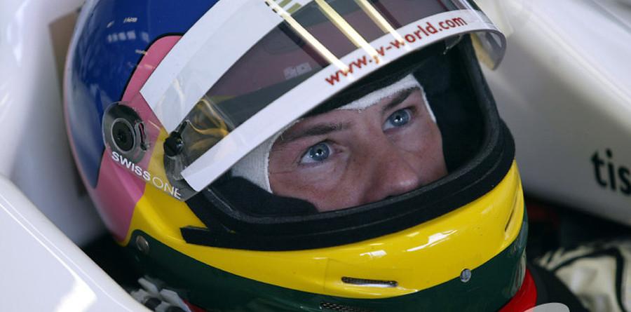 Villeneuve not returning to CART