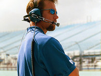 IRL: Schmidt Motorsports signs Greg Ray for rest of season