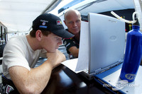 Davidson ready for race seat