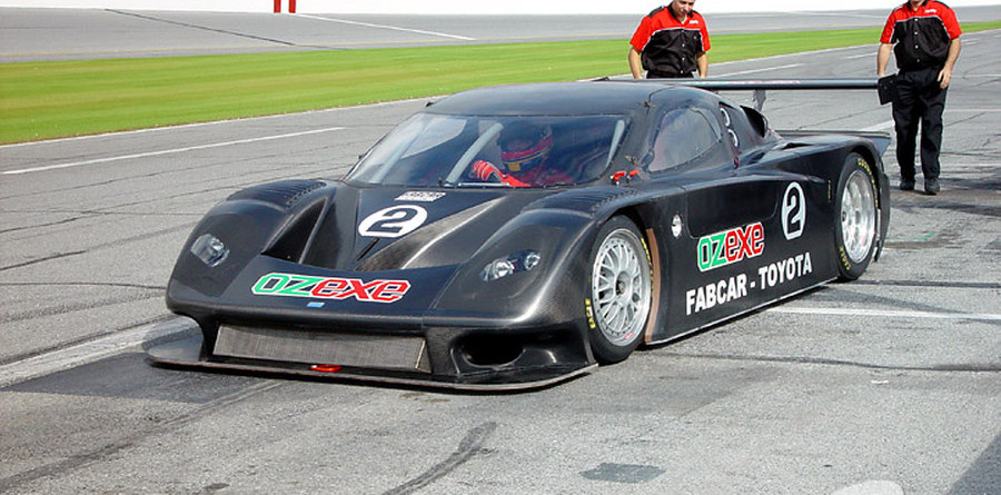 Daytona Prototypes - first Daytona laps completed