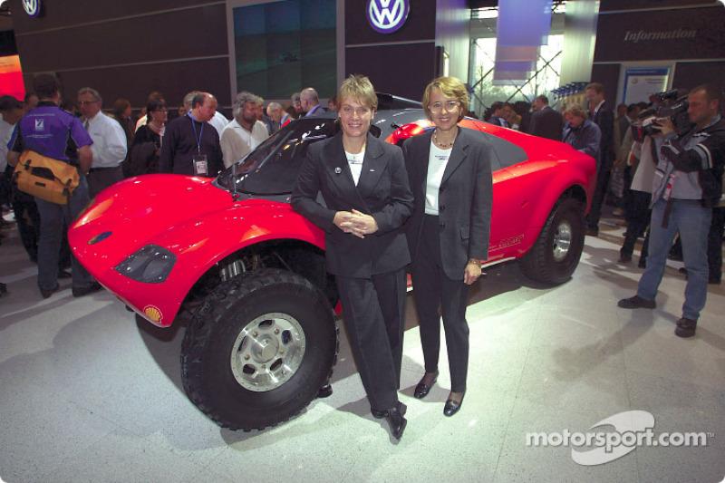 Dakar: Volkswagen Rally Team readies for first challenge