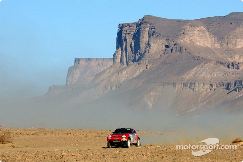 Dakar: Stage ten Zilla - Sarir notes