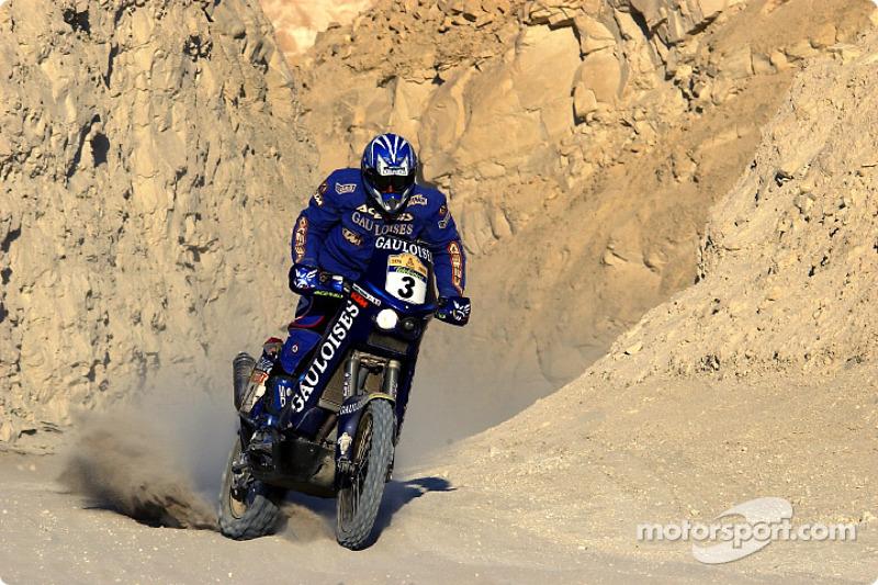 Dakar: Gauloises Racing stage 16 report