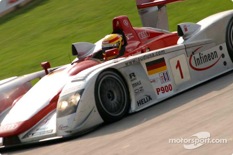 Team Joest Audi returns with new look, new sponsor