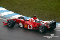 Barrichello top Brazilian GP Saturday practice 1