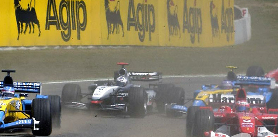 Victory for Schumacher at Spanish GP