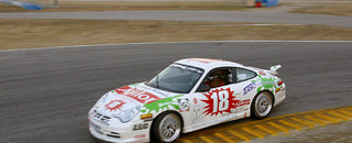 Grand-Am SCC: Pobst and Levitas power to victory in Fontana