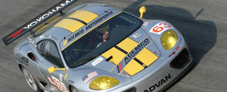 ALMS A lap of Road America with Terry Borcheller