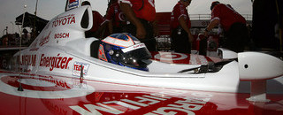 IndyCar IRL: Scott Dixon takes Pole at Nazareth