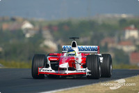 Toyota drivers talk about Indy and progress