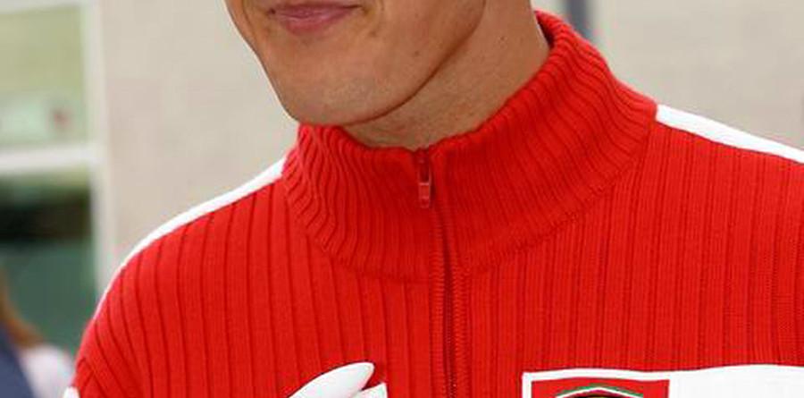 Schumacher targeting both titles