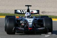 New McLaren making progress