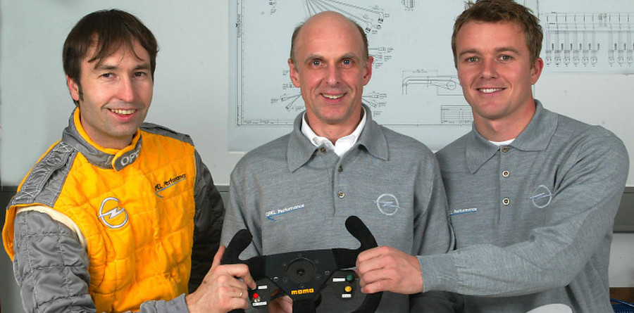 Frentzen moves to DTM with Opel