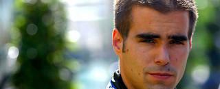Formula 1 Baumgartner signs for Minardi