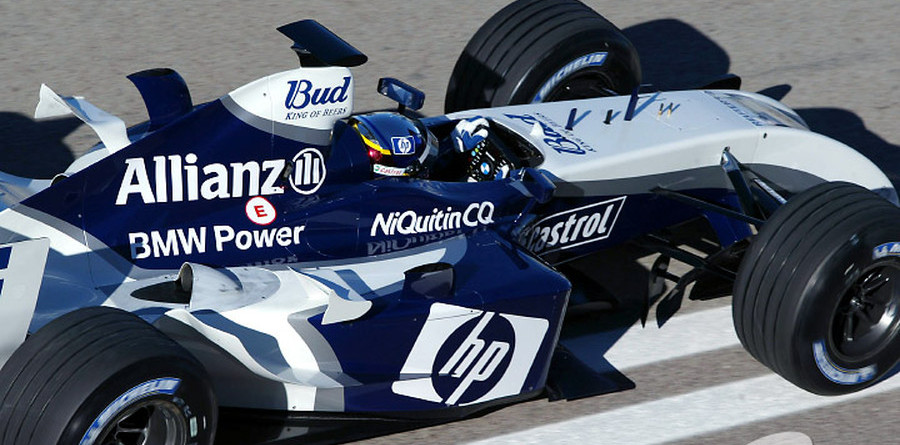 Montoya tops Jerez test in new Williams