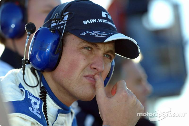 Williams interview with R.Schumacher