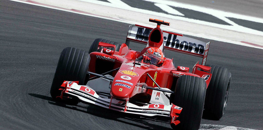 Ferrari sets pace in San Marino GP first practice