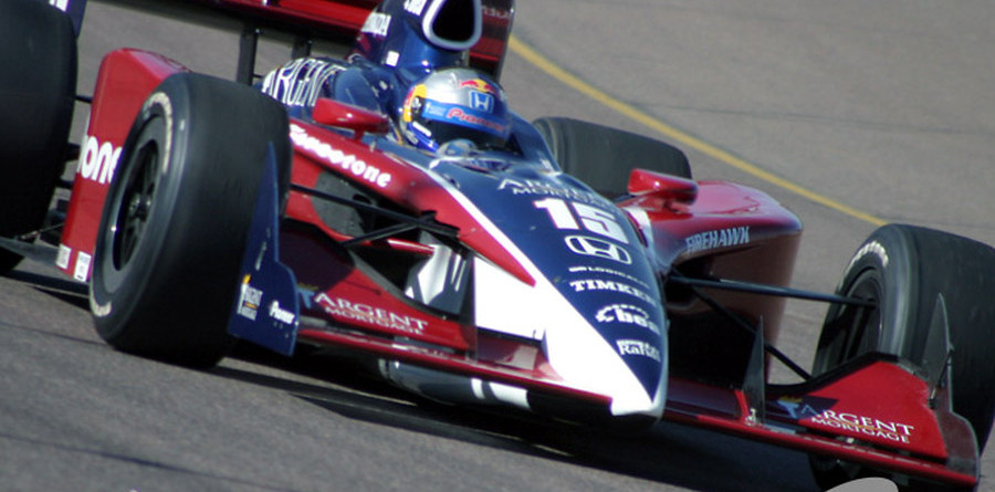 IRL: Wallin' it at Indy