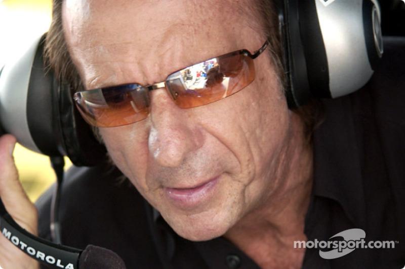 McLaren interview with E. Fittipaldi