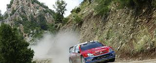 WRC Loeb has the early edge in Turkey