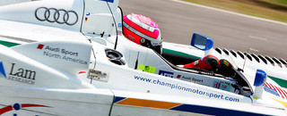ALMS Werner sprints to victory at Lime Rock