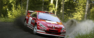 WRC Gronholm wins home rally in Finland
