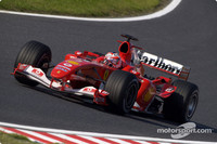 Barrichello sets Friday pace at Brazilian GP