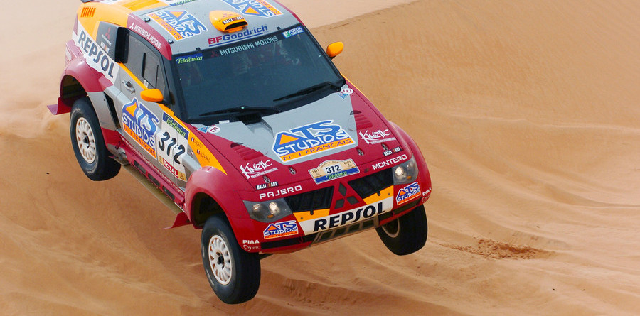 Alphand takes Dakar stage win as BMWs falter