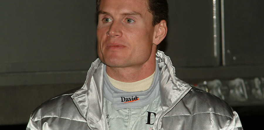 Coulthard ponders tyre issues