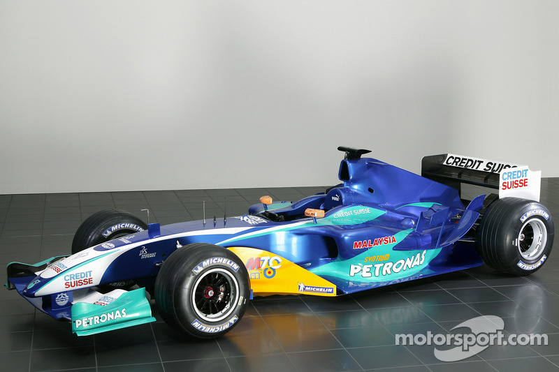 High expectations for Sauber