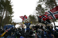 Solberg takes Sweden as Gronholm, Loeb falter