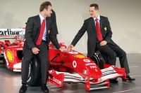 Ferrari drivers wary of rivals