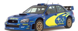 WRC Subaru's new Impreza ready for Mexico