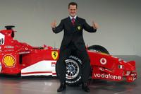 Schumacher ready to get started