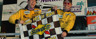Grand-Am SunTrust two-for-two with win at Homestead