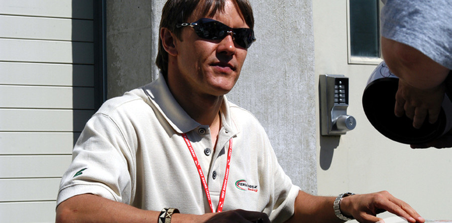 IRL: Fernandez to do one-off at Indy with Nunn