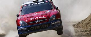 WRC Loeb consolidates Cyprus Rally lead