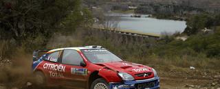 WRC Loeb hangs on to Rally Argentina lead