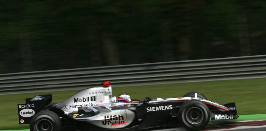 Montoya still fastest at Monza