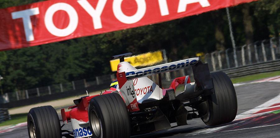 Zonta fastest in Italian GP second practice
