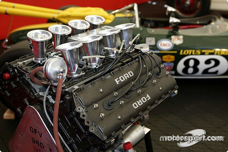 Моторы победителей: какие двигатели выигрывали в истории Формулы 1