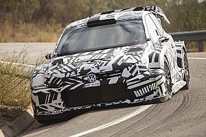 WRC News Auch ohne Renneinsatz: VW plant Designpräsentation des Polo R WRC