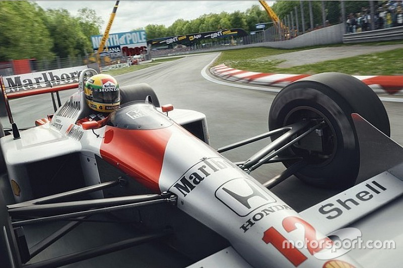 VÍDEO: Confira 'making of' de arte digital de Ayrton Senna