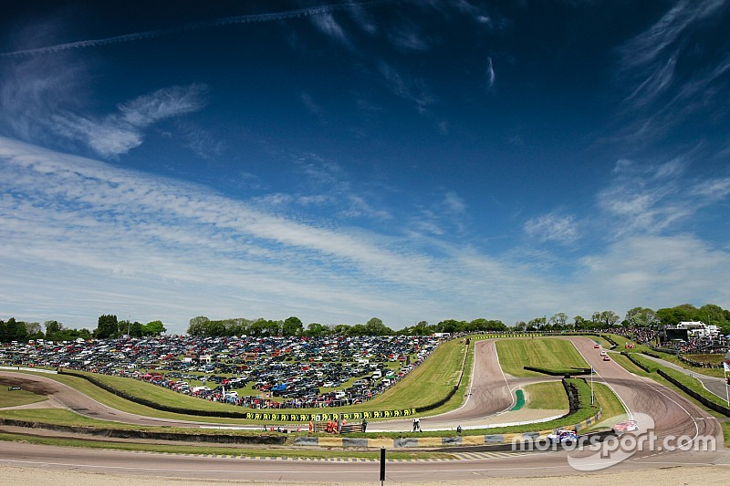 Lydden Hill to host Global Rallycross season finale