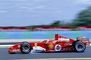 Fórmula 1 Galería Todos los Ferrari que han corrido en Fórmula 1
