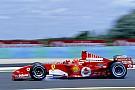 F1 Todos los Ferrari que han corrido en Fórmula 1