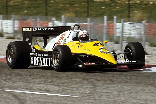 Galería: todos los Renault de Fórmula 1