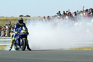 MotoGP Contenu spécial Les stats étourdissantes de Valentino Rossi!