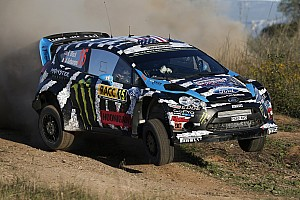 WRC Ultime notizie Ufficiale: Ken Block torna nel WRC. Correrà al Rally di Catalogna